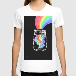 To catch a rainbow  T-shirt