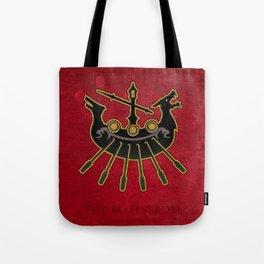 Limsa Lominsa flag - The Maelstrom ( FFXIV) Tote Bag