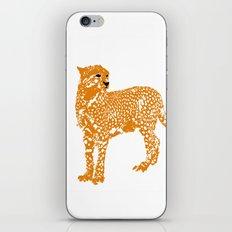 Mighty Cheetah  iPhone & iPod Skin