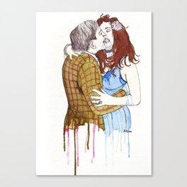 pda Canvas Print
