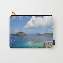 Water Lemon Cay, St. John, Virgin Islands Carry-All Pouch