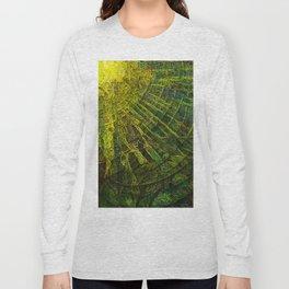 Mayan Awakening Long Sleeve T-shirt
