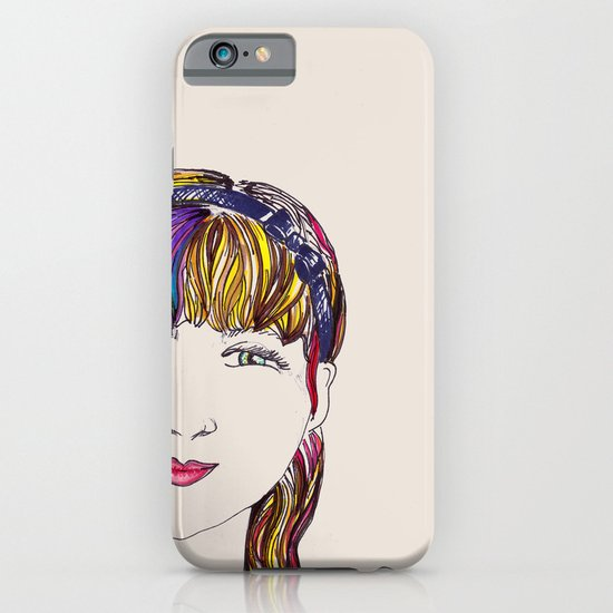Mandy iPhone & iPod Case