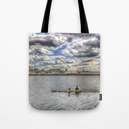London city Airport Tote Bag