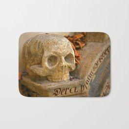 Skull | Totenkopf Bath Mat