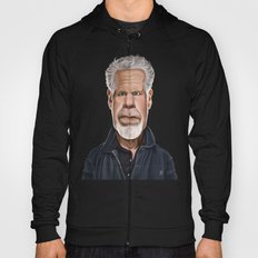 Celebrity Sunday ~ Ron Perlman Hoody