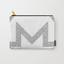 Binary Monero Carry-All Pouch