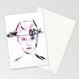 Celldweller Barbara Palvin Stationery Cards