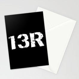 13R Field Artillery Firefinder Radar Operator Stationery Cards