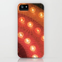 Marquis Lights iPhone Case