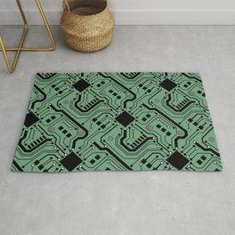Printed Circuit Board - Color Rug