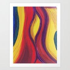 Erotic? Art Print