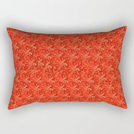 Tomato Pattern Rectangular Pillow