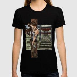 Lara Croft Japan T-shirt