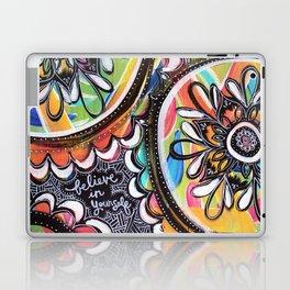 Believe in Yourself Laptop & iPad Skin