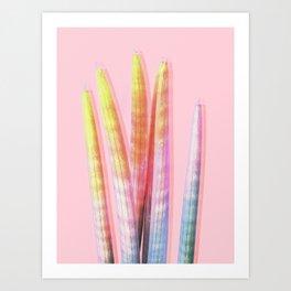 RAINBOW STUKYI Art Print
