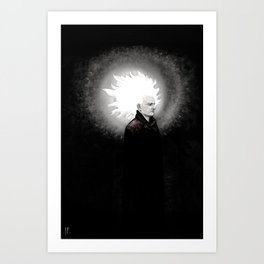 Wordsmith Art Print