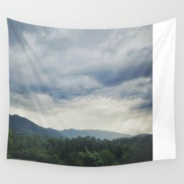 Smoky Mountains  Wall Tapestry