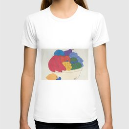 Beyond Color #1 - Bowl of Fruit T-shirt