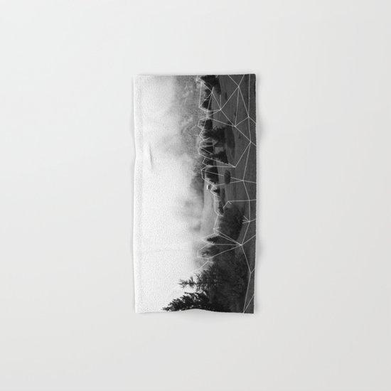 Crystal Hut I Hand & Bath Towel