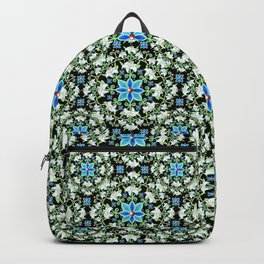 Beaux Arts Folkloric Lily Backpack