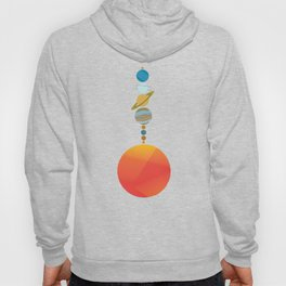 Solar System 2 Hoody