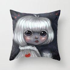 S E E R Throw Pillow