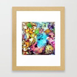 Punch Framed Art Print