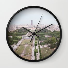 As above Wall Clock