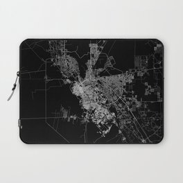 El Paso map Laptop Sleeve