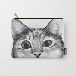 silly cat Carry-All Pouch