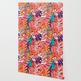 Matisse Pattern 006 Wallpaper