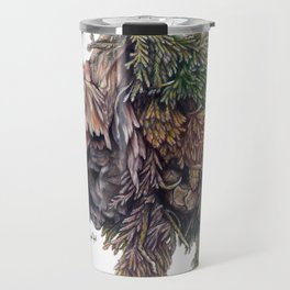 Colors of the Cypress Travel Mug
