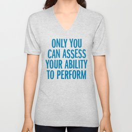 Only You Unisex V-Neck