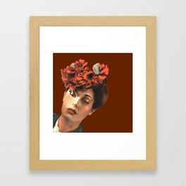 Happy? Thanksgiving Framed Art Print