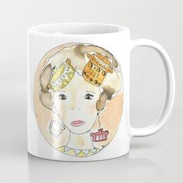 I pensieri sono una zuppa Coffee Mug