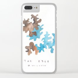 Matisse Inspired | Becoming Series || The Edge Clear iPhone Case