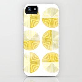 Labyrinth - Honey iPhone Case