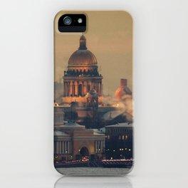 St. Petersburg leningrad iPhone Case
