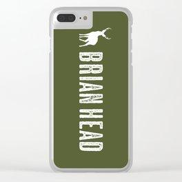 Deer: Brian Head, Utah Clear iPhone Case