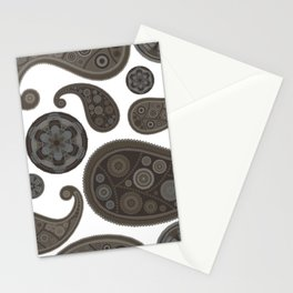 Buta ornament Stationery Cards