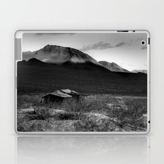 Death Valley Shack Laptop & iPad Skin