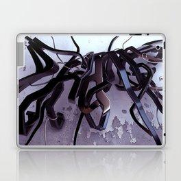 Shame 3D Graffiti Laptop & iPad Skin
