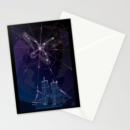 The Captain and The Swan Stationery Cards