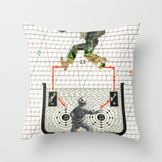 I'm A Part Of Nature, Not A Number - Series 2 Throw Pillow