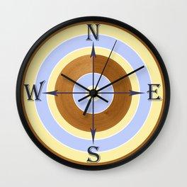 Nautical 6 Wall Clock