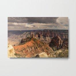 North_Rim Grand_Canyon, Arizona - 4 Metal Print