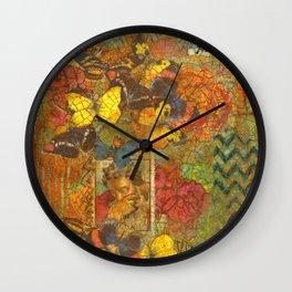 Think Positive Jeremiah Wall Clock