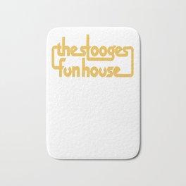Stooges Fun House Shirt Bath Mat