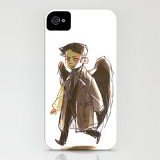 Angel of the Lord iPhone (4, 4s) Slim Case